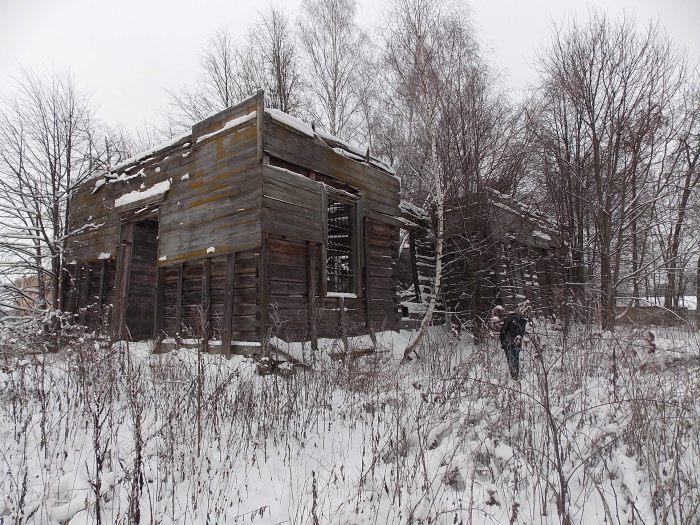 Храм в дубовице шумячский российском